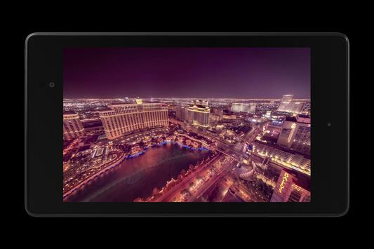 Las Vegas Video Live Wallpaper screenshot 9