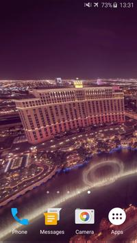 Las Vegas Video Live Wallpaper screenshot 1