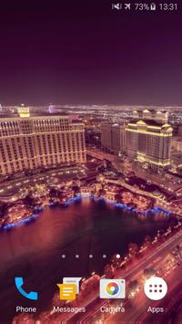 Las Vegas Video Live Wallpaper screenshot 2