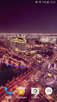 Las Vegas Video Live Wallpaper screenshot 3