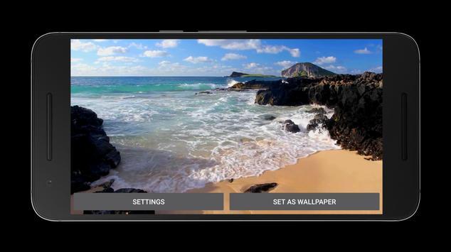 Relax Video Live Wallpaper screenshot 7
