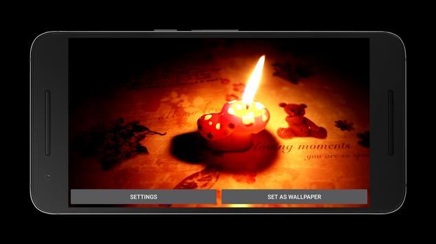 Romantic Video Live Wallpaper apk screenshot