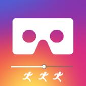 Wonderful VR 360 Player icon