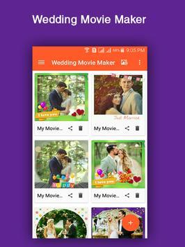 Wedding Movie Maker poster