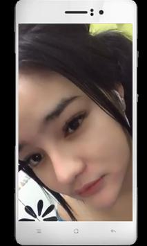 Wallpaper beautiful asian girls 2018 apk screenshot