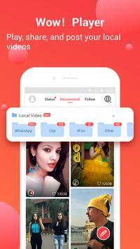 Wow!- Video Status, Whatsapp Status, Funny Videos poster