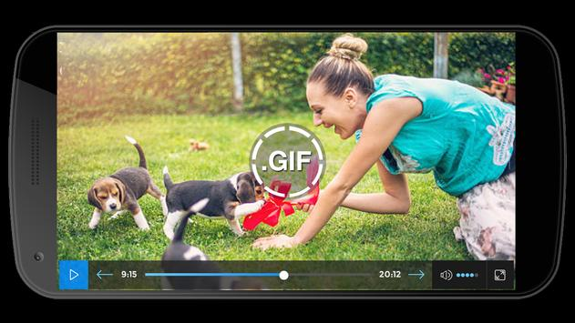 GIF Video Maker apk screenshot