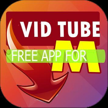 vidtube downloader video mate poster