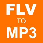 FLV to MP3 Converter icon
