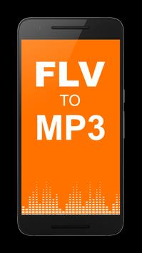 FLV to MP3 Converter poster
