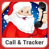 Video Call from Santa Claus & Santa Tracker icon
