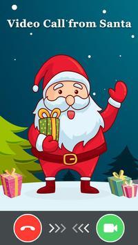 Video Call from Santa Claus & Santa Tracker poster