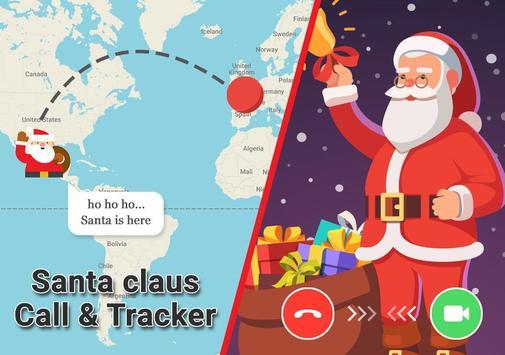 Video Call from Santa Claus & Santa Tracker screenshot 1