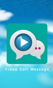 Video Call Message poster