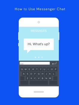 Video Messenger Call Guide apk screenshot
