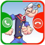 Call From Popeye - Simulation Game icon