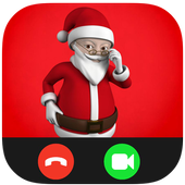 Call Santa Claus for Kids - Countdown to Christmas icon