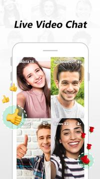 Tere - video chat with new friends apk screenshot