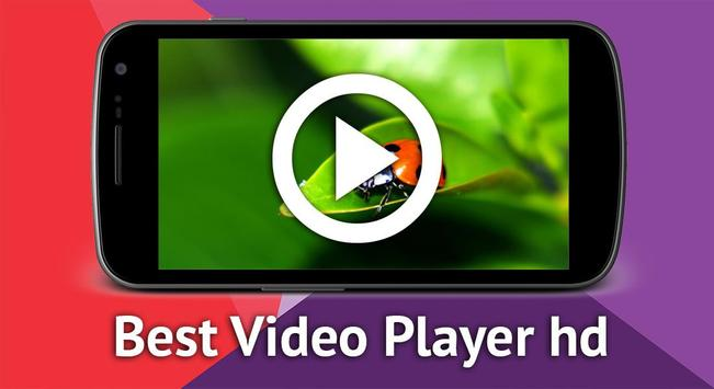 Best Video Player hd poster