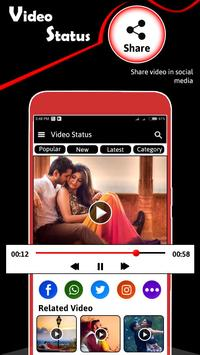 Video Songs - 30 sec clips video screenshot 5