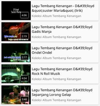 Video Album Tembang Kenangan screenshot 1