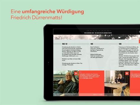 Friedrich Dürrenmatt apk screenshot
