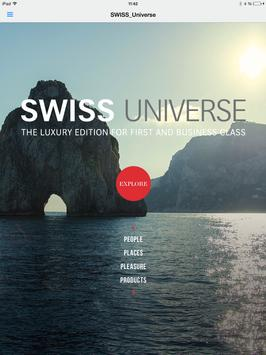 SWISS Universe Luxury App apk screenshot