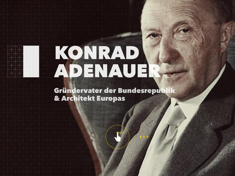 Konrad Adenauer apk screenshot