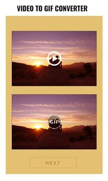Video to GIF Converter poster