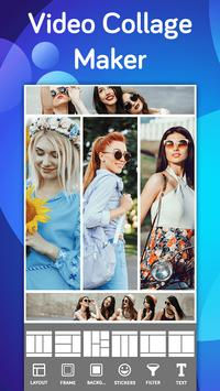 Video collage maker with music-Video collage screenshot 4