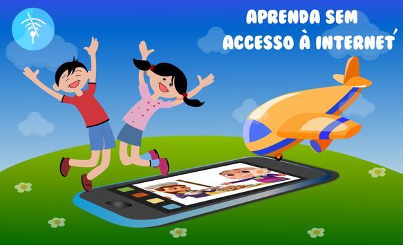 As melhores vídeos para crianças em Português imagem de tela 1