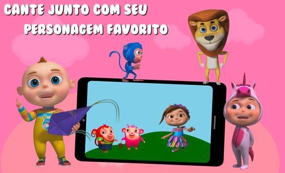 As melhores vídeos para crianças em Português imagem de tela 2