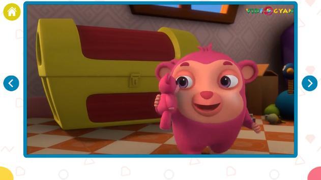 As melhores vídeos para crianças em Português imagem de tela 6