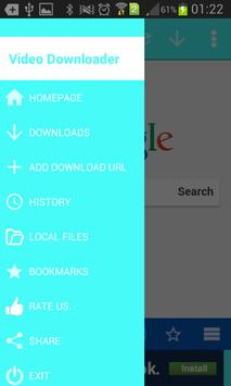 Download Video Mp4 apk screenshot