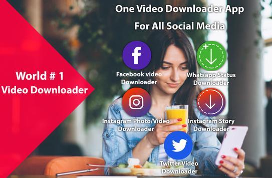 Social Video Downloader poster