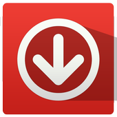 snap video downloader tube icon