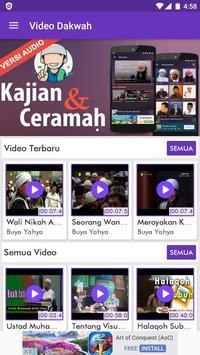 Video Dakwah screenshot 1