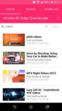 HD Video Downloader Free screenshot 1
