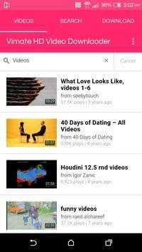 HD Video Downloader Free screenshot 2