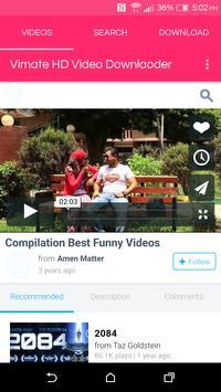 HD Video Downloader Free screenshot 3
