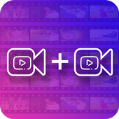 Video joiner for android icon
