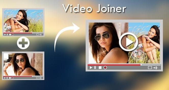 Video joiner for android poster