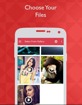 Video joiner for android screenshot 2