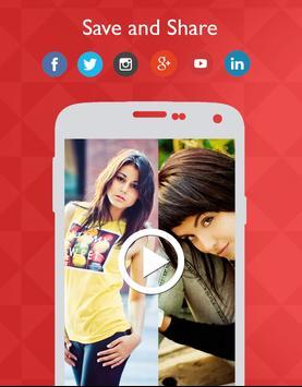 Video joiner-Video merger screenshot 2
