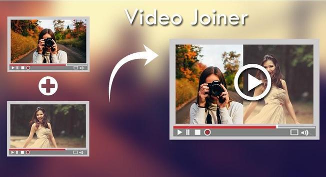 Video joiner-Video merger screenshot 4