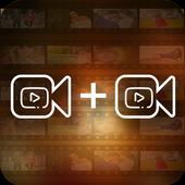 Video Merger-Video Editor icon