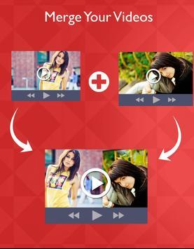 Video Merger-Video Editor poster
