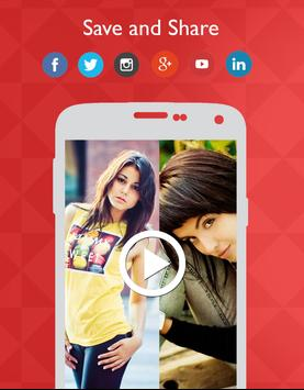 Video merger for android apk screenshot