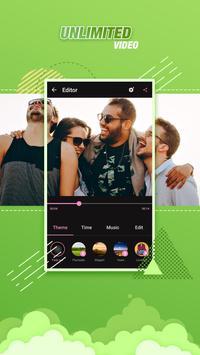 Video Editor Effects, Video Slideshow With Music apk screenshot