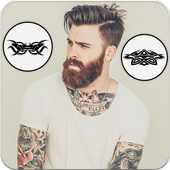 Tattoo For Photo icon